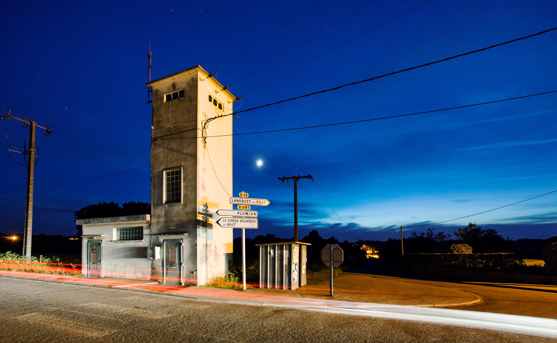 Electriciteitshuis, Plomion, Frankrijk
