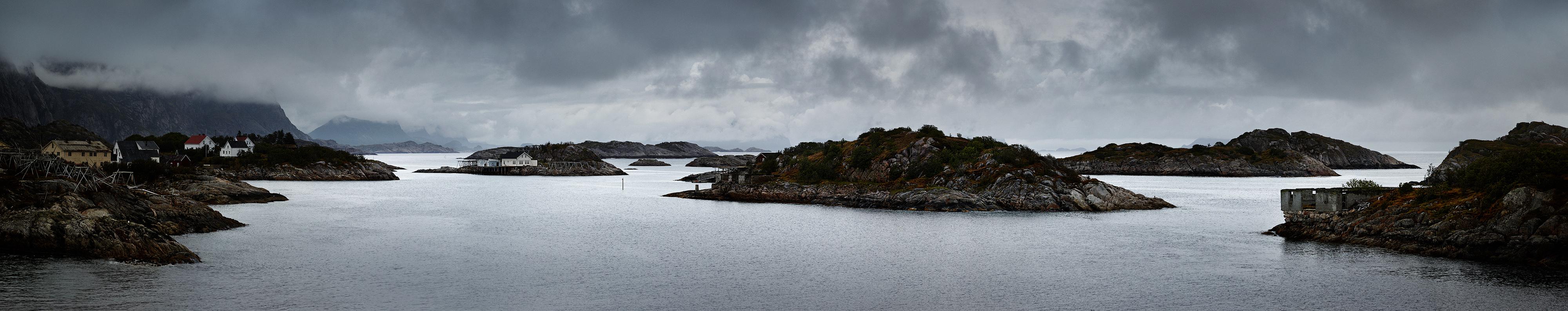 Henningsvaer Lofoten Noorwegen
