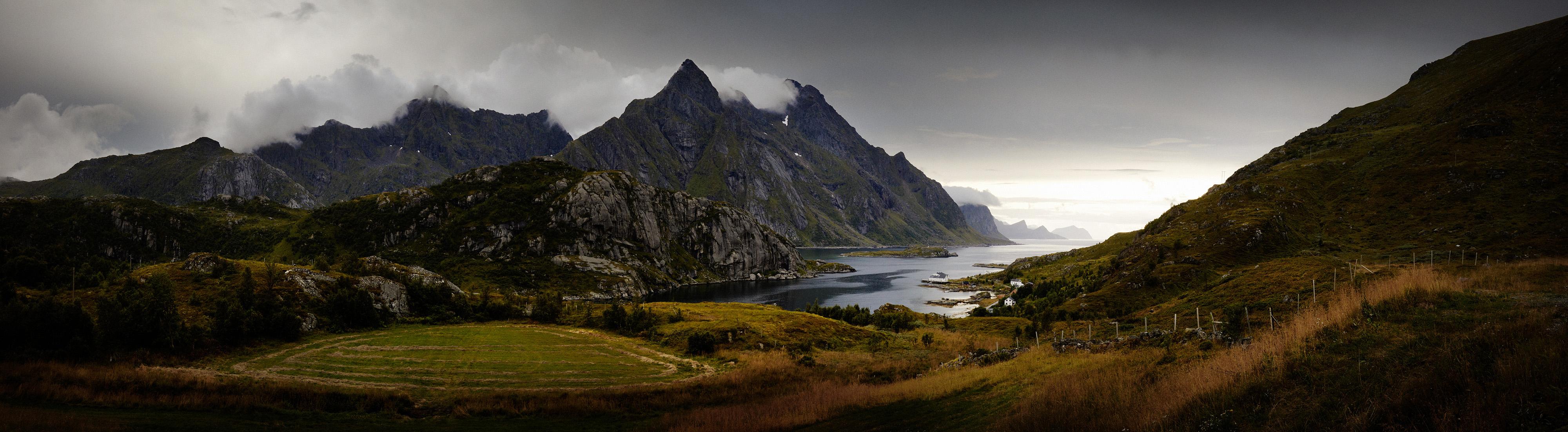 Tangstad Lofoten Noorwegen