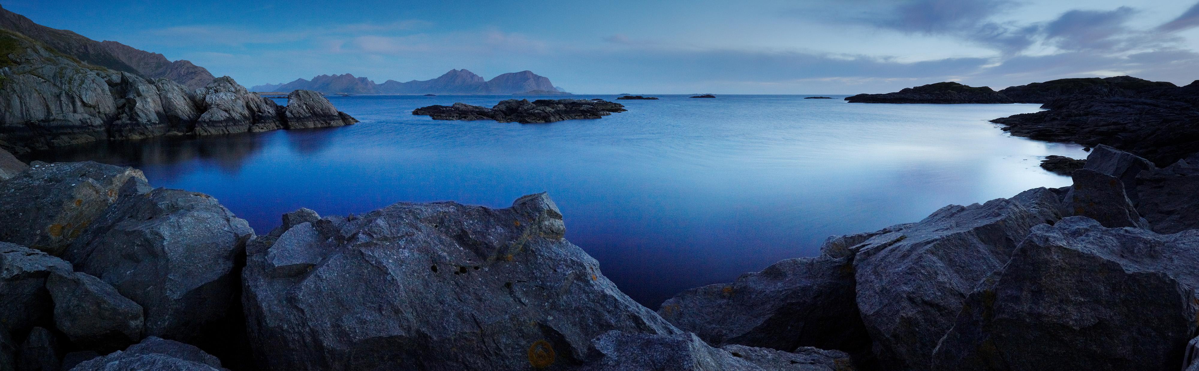Nyksund Vesterålen Noorwegen