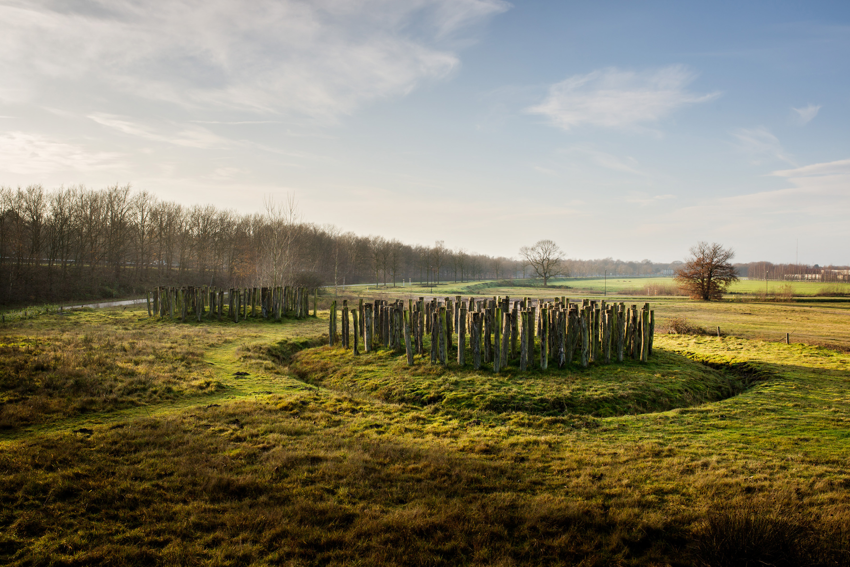 Archol Leiden onderzoekslocatie Paalgraven bij Oss