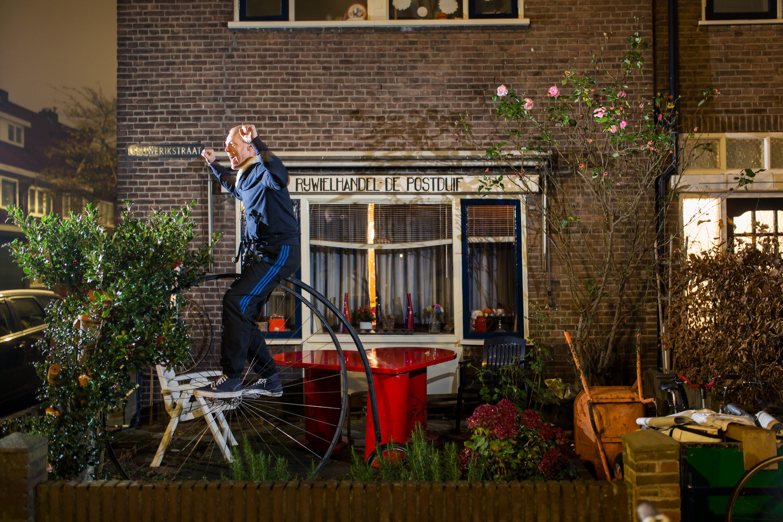Portret Wim Bunnik voor Belcrum= magazine