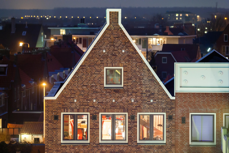 Winkelcentrum Parade Nootdorp, fotografie in opdracht van ING Real Estate
