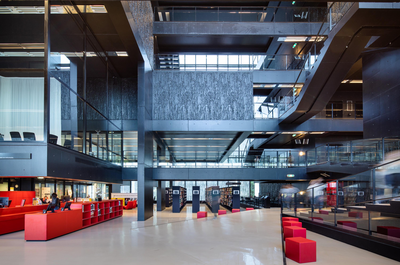 Universiteitsbibliotheek Utrecht Science Park (Uithof)