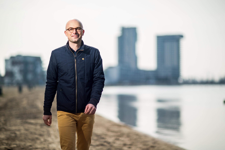 Perfetti Van Melle. Portret Michiel Goedvolk voor arbeidsportaal.