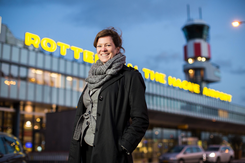 Perfetti Van Melle. Portret Susan de Vree voor arbeidsportaal.