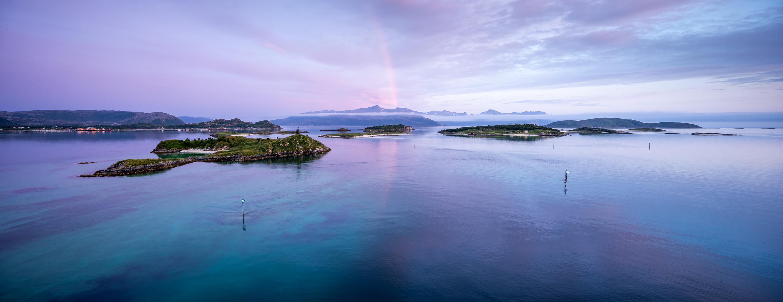 Sommarøy Noorwegen