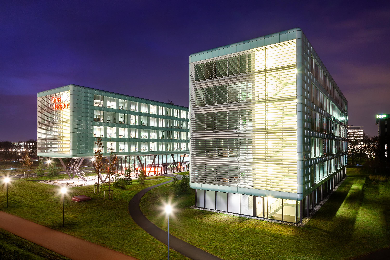 Atos Origin Eindhoven, fotografie in opdracht van Wolter & Dros